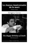 Poésie, anglophone, Gregory Corso, Blandine Longre, Paul Stubbs, Kirby Olson, Black Herald Press, Jean-Pierre Longre