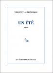 Roman, francophone, Vincent Almendros, Les éditions de Minuit, Jean-Pierre Longre