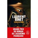 Roman, francophone, Laurent Binet, Grasset, Le livre de poche, Jean-Pierre Longre