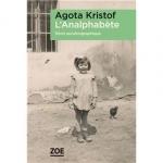 autobiograhie,francophone,agota kristof,Éditions zoé,jean-pierre longre