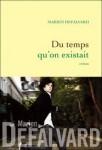 Roman, francophone, Marien Defalvard, Grasset, Jean-Pierre Longre