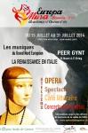 Théâtre, musique, Avignon off, Opéra Studio de Genève, Jean-Marie Curti, Jean-Pierre Longre
