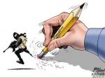 Humour, fanatisme, image, littérature, liberté, Charlie Hebdo