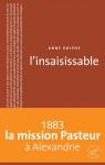 Roman, anglophone, Anne Roiphe, Blandine Longre, choléra, Louis Pasteur, Robert Koch, Les éditions du Sonneur, Jean-Pierre Longre