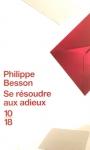 Roman, francophone, Philippe Besson, Julliard, Pocket, 10/18, Jean-Pierre Longre