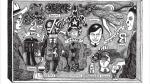 Dessin, récit, francophone, André Breton, David B., Éditions Soleil, Noctambule, Jean-Pierre Longre