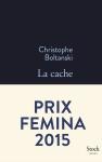 Roman, francophone, Christophe Boltanski, éditions Stock, Jean-Pierre Longre