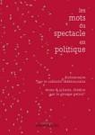 Essai, politique, théâtre, francophone, éditions Théâtrales, Jean-Pierre Longre