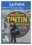 Illustration, essai, francophone, Tintin, Hergé, Le Point, Historia, Jean-Pierre Longre