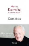 Essai, francophone, cinéma, Marin Karmitz, Caroline Broué, Fayard, Jean-Pierre Longre