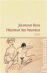 Roman, francophone, Yasmina Reza, Flammarion, Jean-Pierre Longre