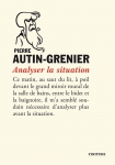 nouvelle, Francophone, Pierre Autin-Grenier, Finitude, Jean-Pierre Longre