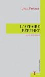 Essai, récit, francophone, Jean Prévost, Stendhal, Philippe Berthier, Emmanuel Bluteau, La Thébaïde, Jean-Pierre Longre
