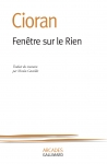 Essai, Roumanie, Cioran, Divagations, Nicolas Cavaillès, Arcades Gallimard, Jean-Pierre Longre