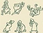 Biographie, francophone, dessin, humour, Pierre Étaix, Jean-Claude Carrière, Wombat, Jean-Pierre Longre
