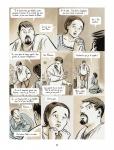 Histoire, bande dessinée, Jean Dytar, Frank Lestringant, Delcourt/Mirages, Jean-Pierre Longre