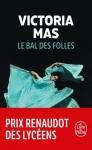 roman,francophone,victoria mas,albin michel,Le livre de poche,jean-pierre longre